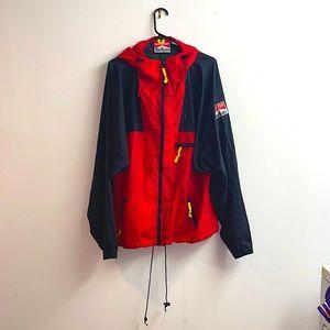 Vintage Adventure Team Marlboro Rain Jacket XL